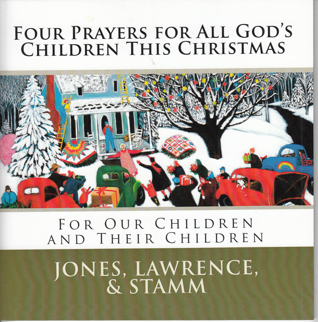 Four Prayers  For All God's Children